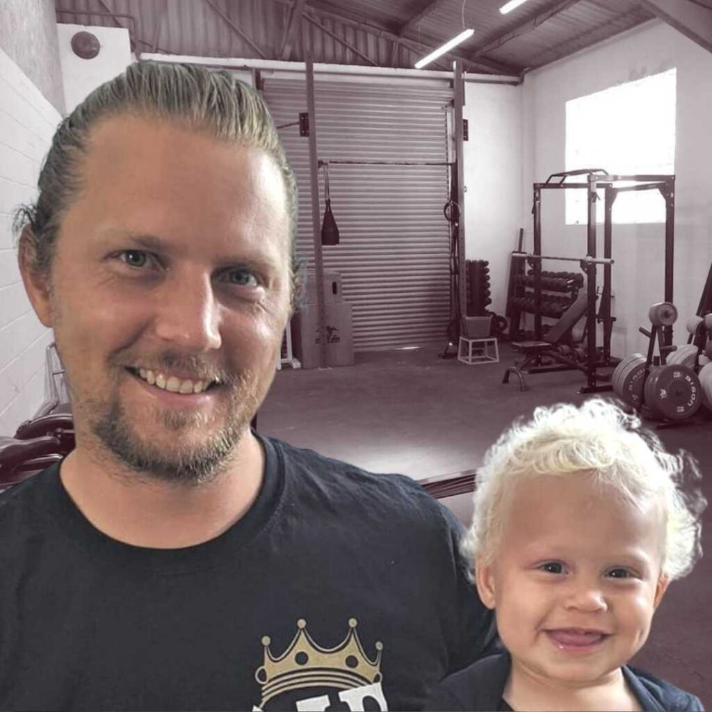 Andrew - Head Coach & Owner Fitness for Life Bristol